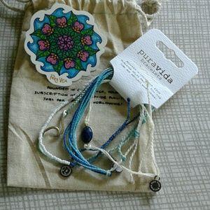 Pura Vida 4 pack bracelet set